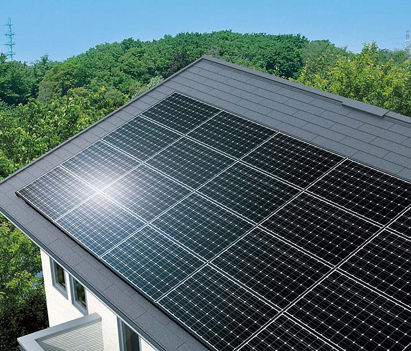 太陽光発電イメージ写真