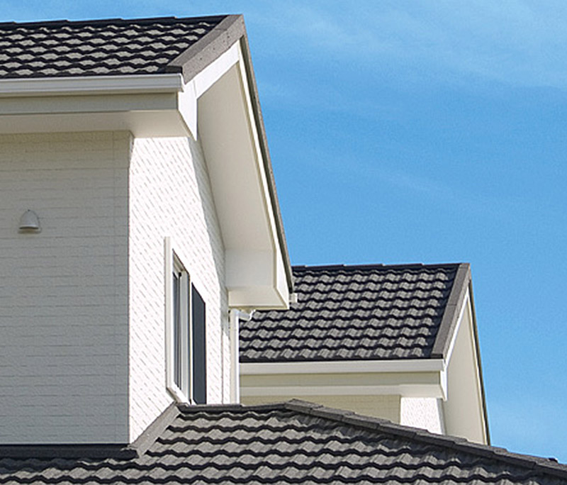 屋根・外壁塗装イメージ写真